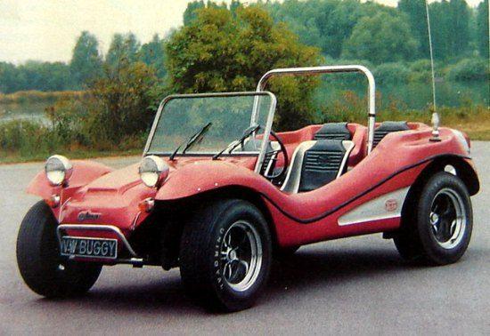 Klassieker Volkswagen Buggy Autoblog Nl
