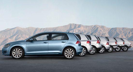 Volkswagen modellen overzicht