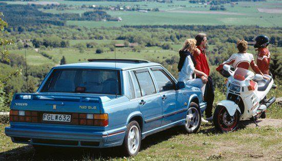 Hoera! De Volvo 740 is 30 jaar geworden