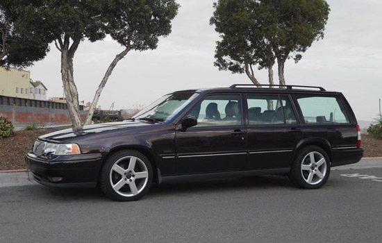 Volvo V90 met V8