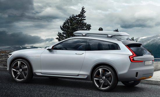 Volvo Concept XC Coupé werpt blik op nieuwe XC90