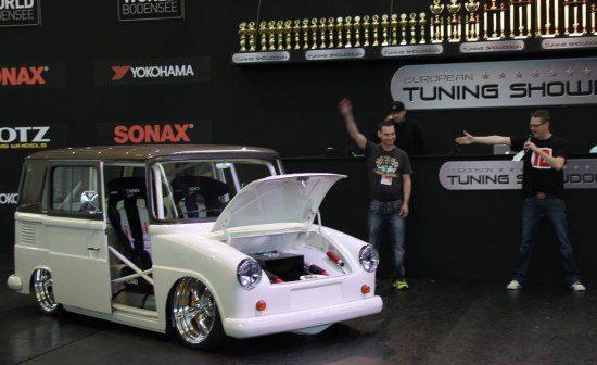 Nederlander wint tuningcontest met VW Fridolin W12