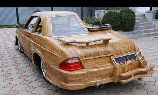 20 gekke materialen die ooit gebruikt werden voor auto\'s - Autoblog.nl