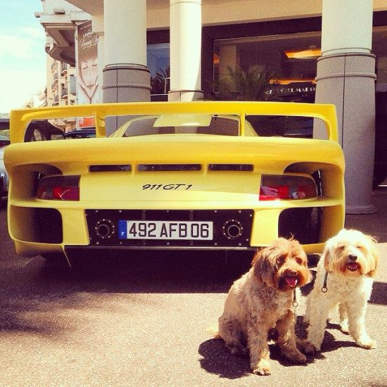 911 GT1