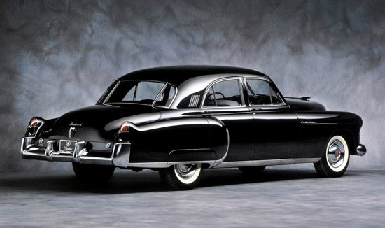 1948 Cadillac Sixty Special