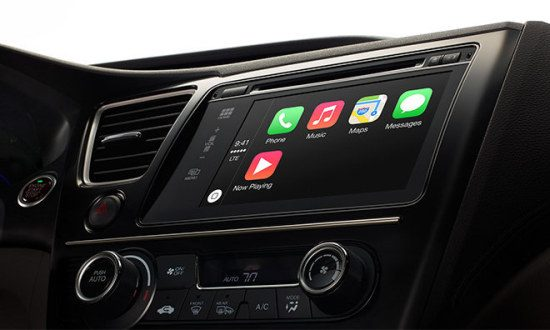 Apple Carplay