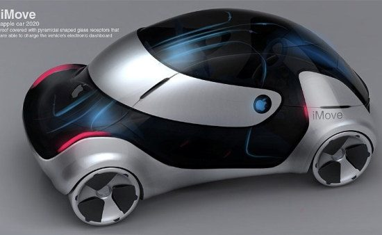 Apple iMove design