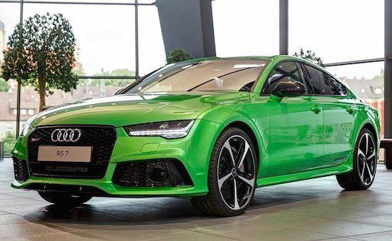 De 8 gaafste auto's van Audi Exclusive