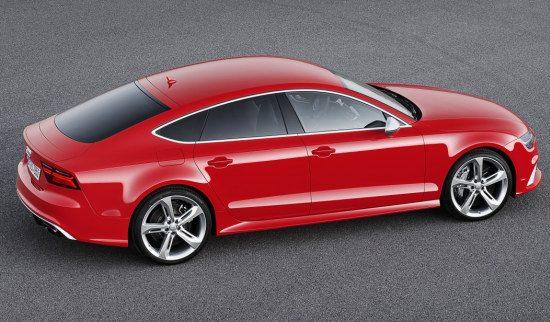 Audi RS7 facelift