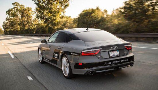 Audi A7 Autonoom