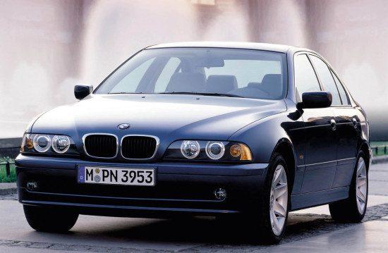 BMW 5 Serie, persafbeelding