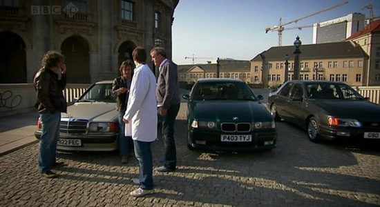 BMW E36 M3 Richard Hammond Top Gear