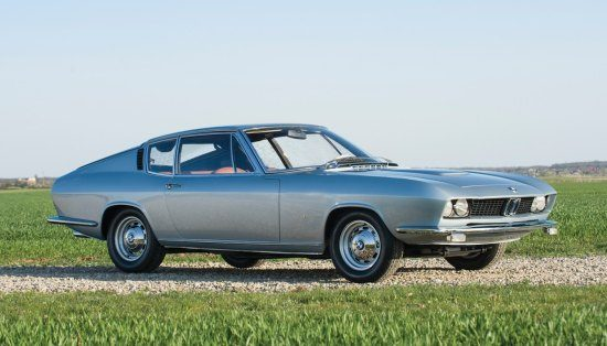 BMW-Glas V8 Fastback by Frua