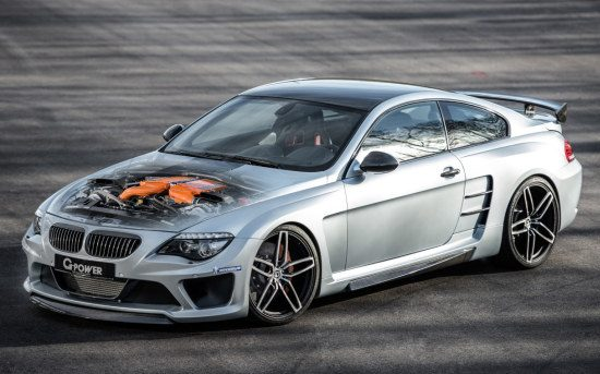 G-Power M6 Hurricane Ultimate