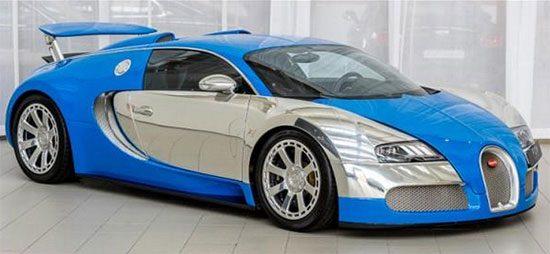 Bugatti Veyron Centenaire te koop