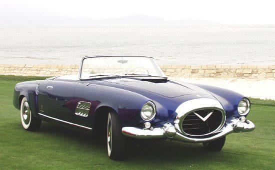 Cadillac PF200 Cabriolet 1954