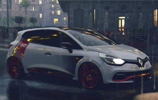 gelekt eerste foto renault clio rs trophy autobedrijf kampstra en zn. Black Bedroom Furniture Sets. Home Design Ideas