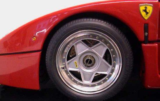 Ferrari-vijfspakers