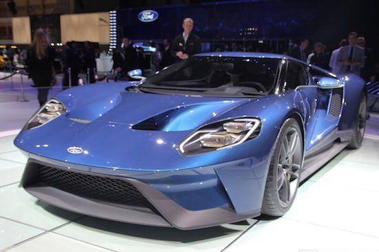 Ford trolt Ferrari met de LaFord
