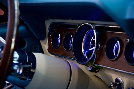 Ford Mustang Revology interieur