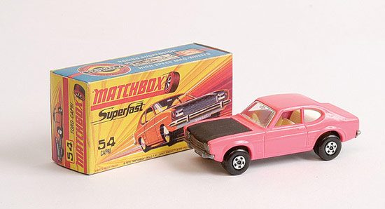 Matchbox Capri