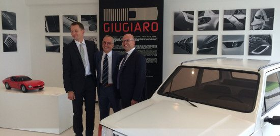 Nieuw Italdesign management