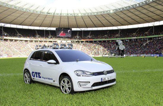Golf GTE mini-me
