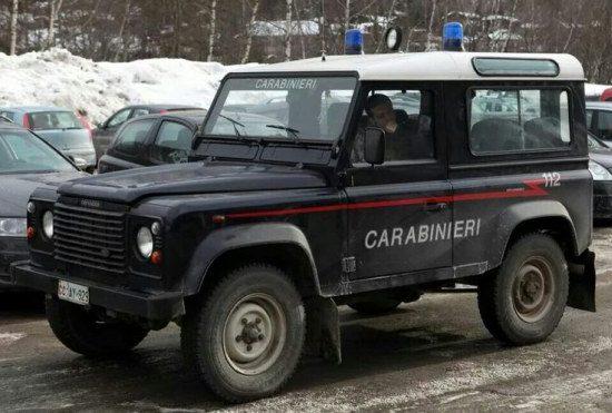 7 Fiere Auto S Uit De Geschiedenis Van De Carabinieri