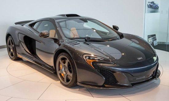 McLaren 650 LM