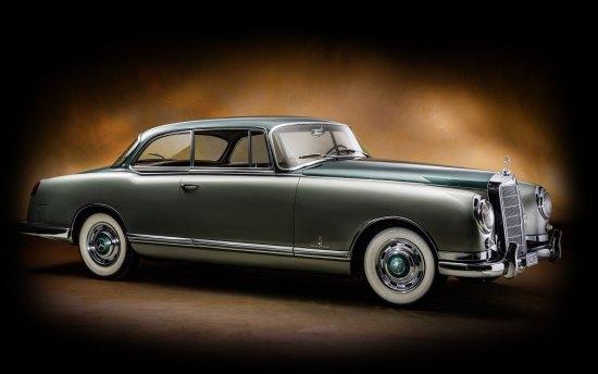 Mercedes 300b Pininfarina Coupé 1955
