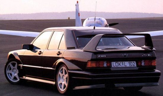 Mercedes 190E 2.5 16 Evolution II