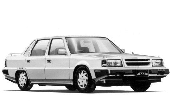 Mitsubishi AMG