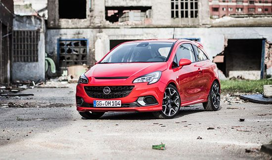 Opel Corsa OPC rijtest en video
