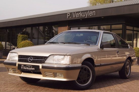 Opel Monza 1986