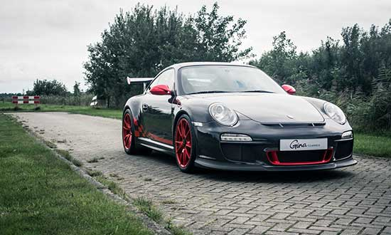 Porsche 997 911 GT3 RS rijtest en video