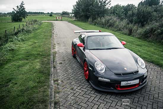 Porsche 911 GT3 RS rijtest en video