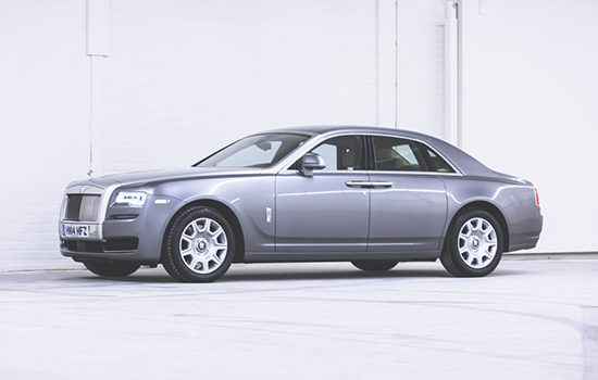 Rolls Royce Ghost Series II rijtest en video