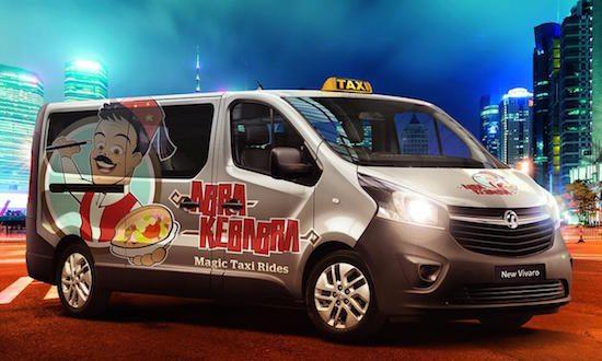 Taxi Kebabi