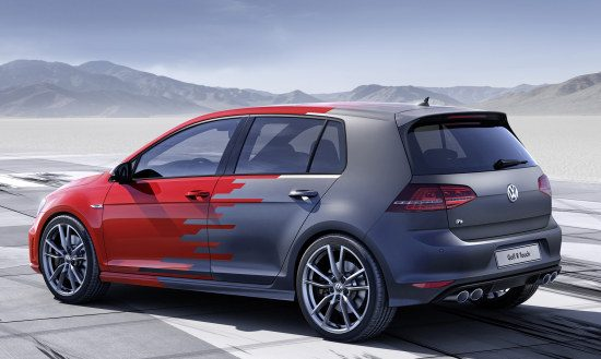 Volkswage Golf R Touch(ing my special area)