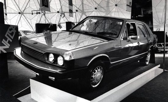 Volkswagen ESVW 1