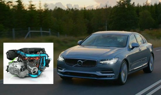 Volvo S90 PowerPulse
