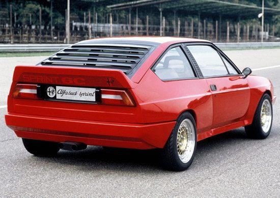 Alfa Romeo 6C Sprint