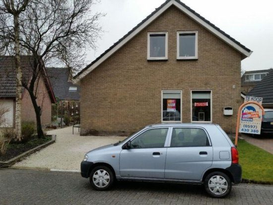 Suzuki Alto te koop inclusief huis