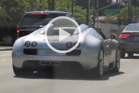 Get to the Veyron