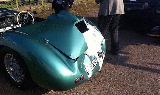 Aston Martin van €27 miljoen maakt kostbare klapper