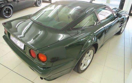 Aston Martin Vantage V8 V600