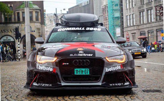 De 10 meest bekeken foto's van de Audi RS6 DTM