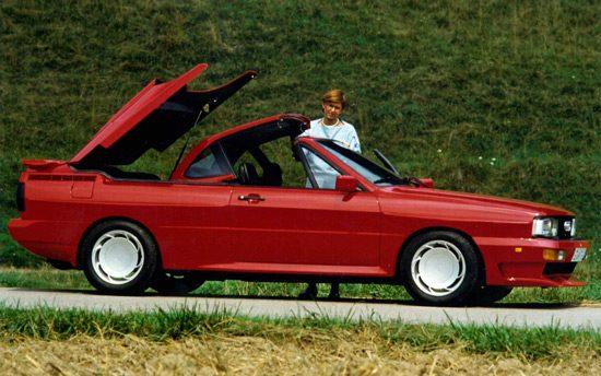 Treser Quattro Roadster