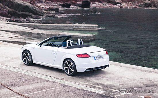 Audi TT Roadster Ultra