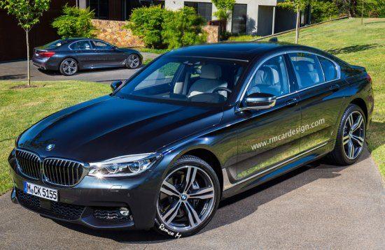 Stél dat dit de nieuwe BMW 5-serie wordt...